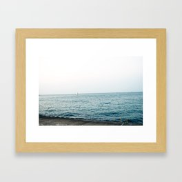 Helm Framed Art Print