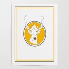 oh my deer! Poster