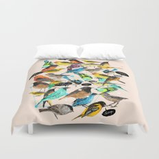 Chirp Chirrup Duvet Cover