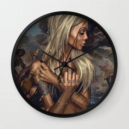 fatalism48 Wall Clock