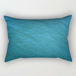 Heart Of The Ocean Rectangular Pillow