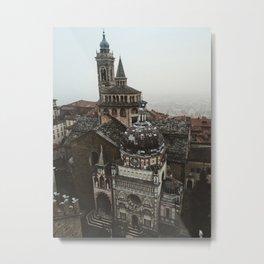Bergamo, Italy Metal Print