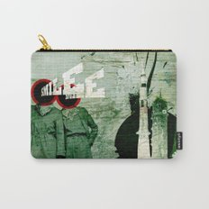 Smile and Enjoy Your Flight Carry-All Pouch