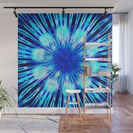 iDeal - Ice Flower Wall Mural