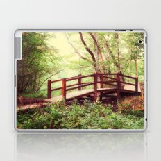 To the Forest Fairy Laptop & iPad Skin