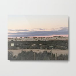 The Lake of the Ancients Metal Print