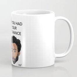 Chance and Gambino Coffee Mug