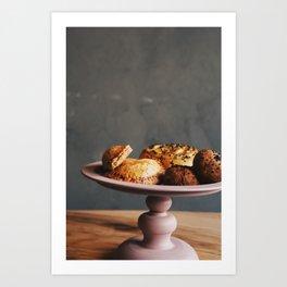bakery Art Print