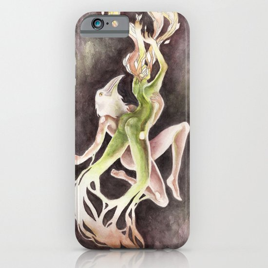 If you can't be my wife, you shall be my tree (Apollo & Daphne) iPhone & iPod Case
