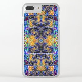 Mirror Vision Clear iPhone Case