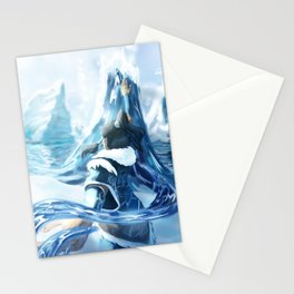 Changing Currents Stationery Cards