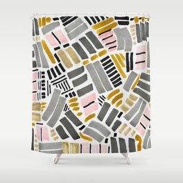 Art lines - 01 Shower Curtain