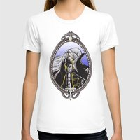 castlevania T-shirts featuring Dracula's Dhampir by CaptainSunshine