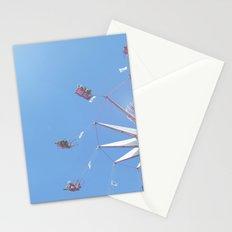 Paris Swings Stationery Cards