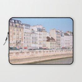 Bright Paris Laptop Sleeve