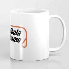 The Grand Tour Eboladrome Coffee Mug