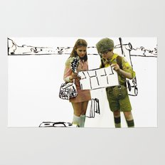 moonrise kingdom II Rug