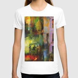 In a street of Paris T-shirt