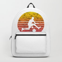 Basketball Player Fan Retro Vintage Love Gift Backpack