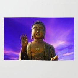 Buddha Blue Dawn Rug
