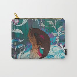 Delicate Distraction Carry-All Pouch