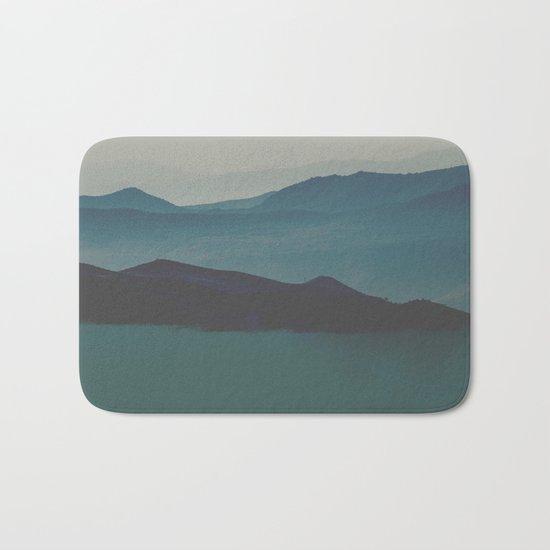 Blue valley Bath Mat