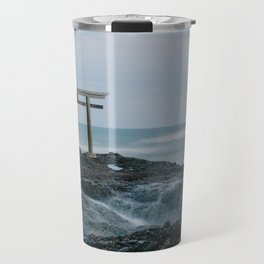 Ocean Shrine Travel Mug