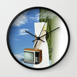 atmosphere · feeling headless Wall Clock