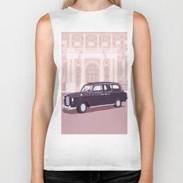 London Taxi Cab Biker Tank