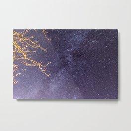 The Milky Way Metal Print