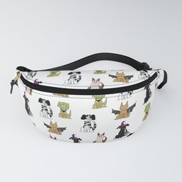 Howl-o-ween Fanny Pack