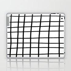 Hand Grid Large Laptop & iPad Skin