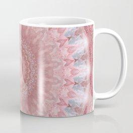 Mandala pink balance Coffee Mug