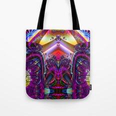 BBQSHOES: Fractal Digital Art Design 3114b Tote Bag