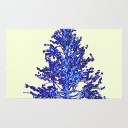 BLUE MOUNTAIN TREE ART Rug