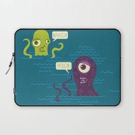 Sea Monster Games Laptop Sleeve