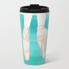 BALLET ON POINT Travel Mug