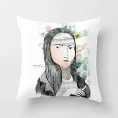Annalee Faro Pearse Throw Pillow
