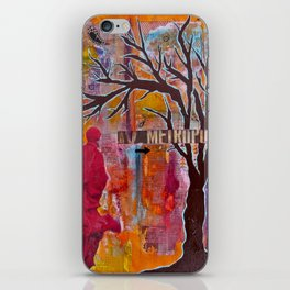 Finding My Way (The Path to Self Discovery/Actualization) iPhone Skin