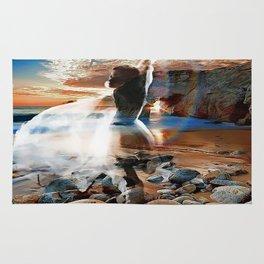 Stevie Nicks - Blue Water Rug