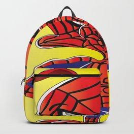 Spider Verse Ham Backpack