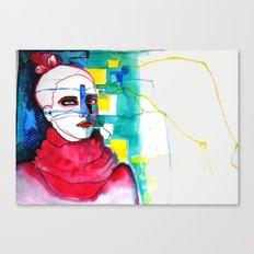 ExperimInks Canvas Print