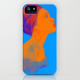 Woman II iPhone Case