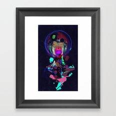 broken - light Framed Art Print