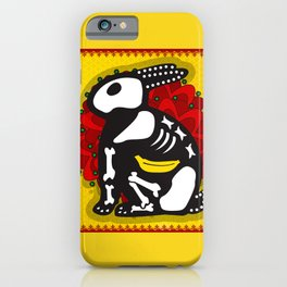 NOT SO DAY OF THE DEAD iPhone Case