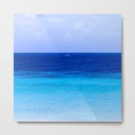 Sea 1 Metal Print