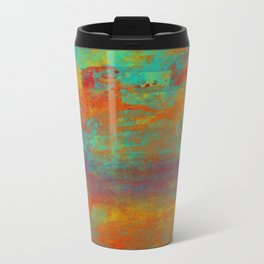 Desert Sky Metal Travel Mug