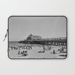 Bournemouth Pier - Summer In England Laptop Sleeve