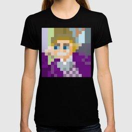 Gene Wilder Pixel Art T-shirt