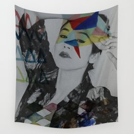 geo view Wall Tapestry